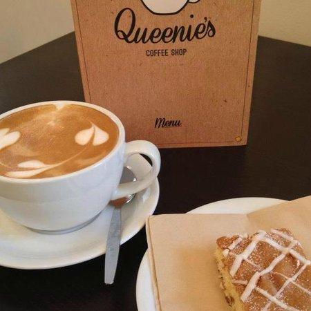 Queenie's Coffee Shop: Fancy a coffee?