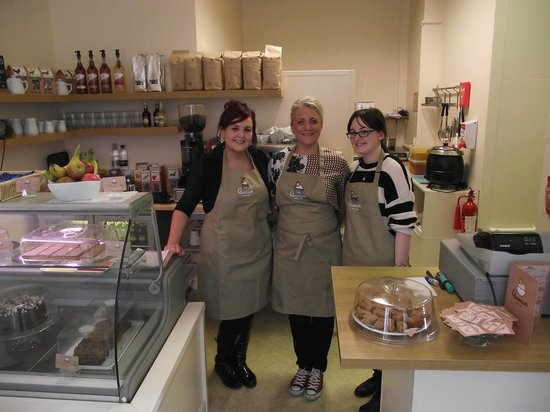 Queenie's Coffee Shop: Our Lovely team