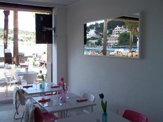 Don Pedro Cafe Bistro: port de soller