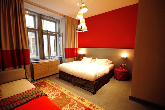 Hotel Saint Shermin: eine Freude, das Freudzimmer