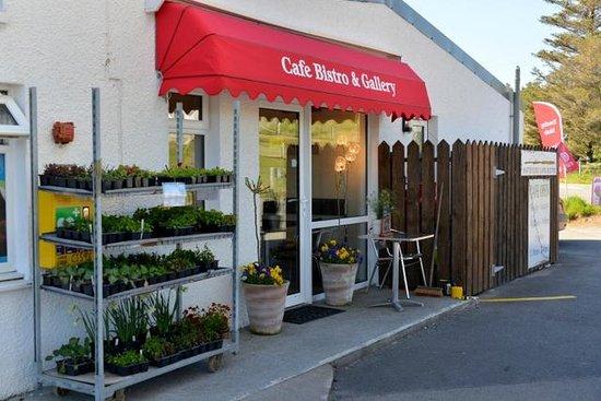 Balmeanach House: Cafe Bistro & Gallery / Dunvegan