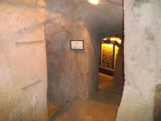 Museo Delle Maioliche Medievali e Rinascimentali Orvietane : interni del museo