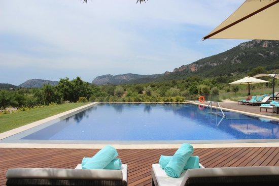 Castell Son Claret: Gorgeous, relaxing, peaceful