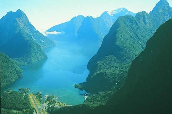 Southern Alps Air - Scenic Flights : Photo provided by Southern Alps Air