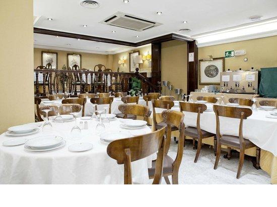 Hotel M.A. Princesa Ana: Restaurante