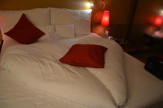 Post Hotel Weggis: Deluxe Room