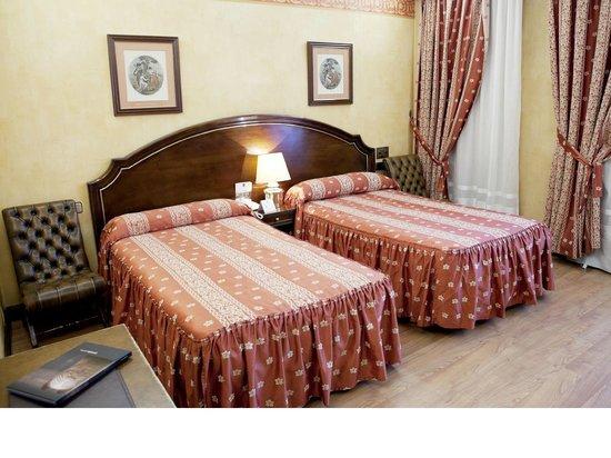 Hotel M.A. Princesa Ana: Habitación