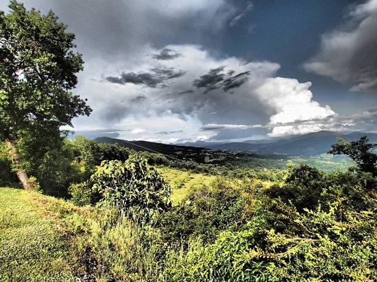 Casa Panfili: Panfili countryside