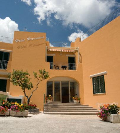 Hotel Rivamare: Ingresso