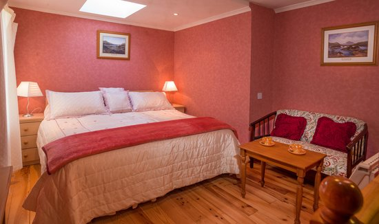 Murphy's Farmhouse: Double room