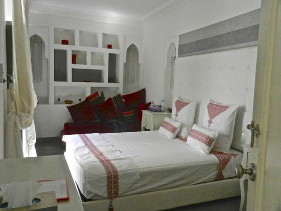 Riad Mirage: Bedrooms - Calm and serene