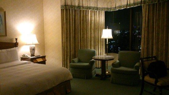 Hotel Chinzanso Tokyo: 寝室