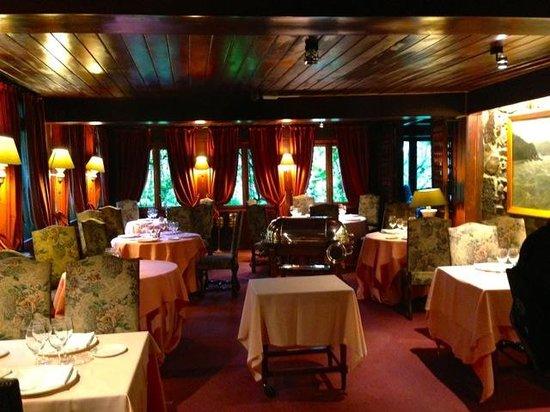 Hotel Etxeberri: Romantic venue well-decorated