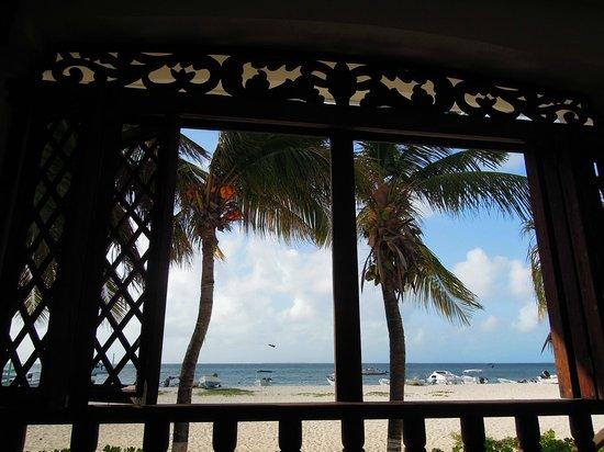 Posada Macanao Lodge: ristorante