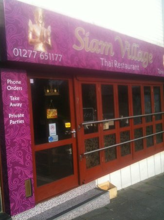Siam Village Thai restaurant