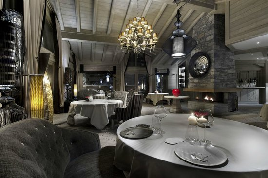 Courchevel, Francia: Kintessence