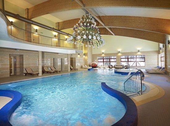 Mercure Krynica Zdroj Resort & Spa: Wellness i basen