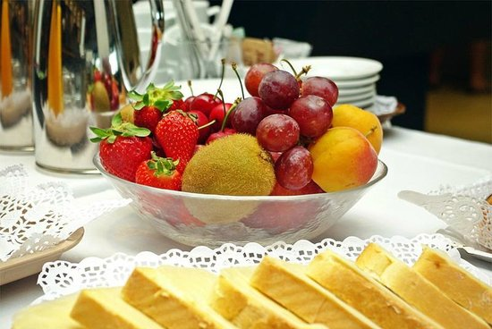 Hotel Terramar: Esmorzar buffet