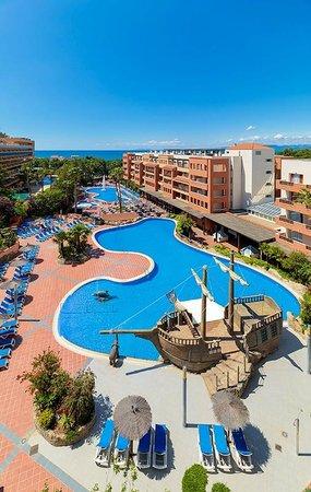 H10 mediterranean village desde salou espa a for Hoteles en salou con piscina