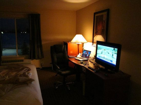 Sleep Inn & Suites: Inside our room