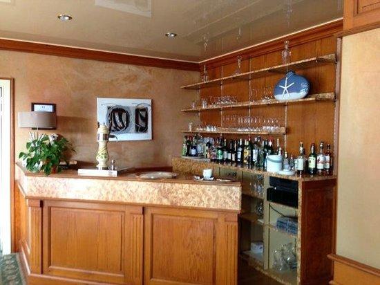 Le Gue du Holme : Bar area