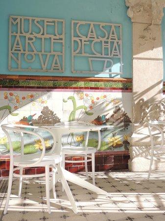 Casa de Cha Arte Nova
