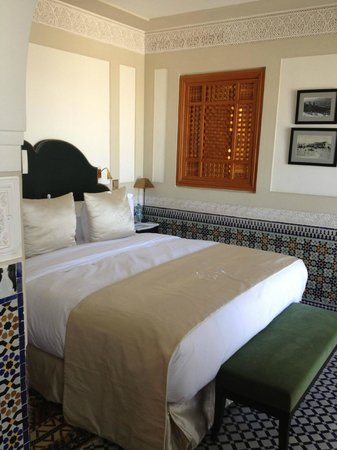 Palais Faraj Suites & Spa: view of the bed