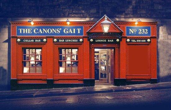 The Canons' Gait Restaurant