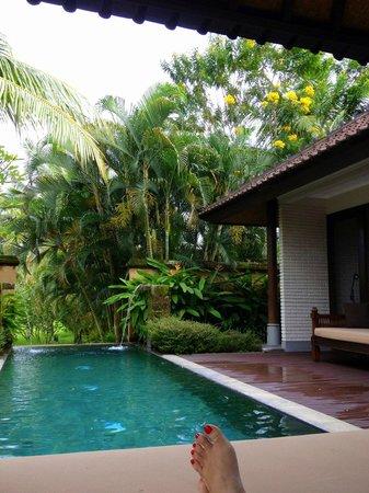 The Chedi Club Tanah Gajah, Ubud, Bali – a GHM hotel: Inside the pool villa