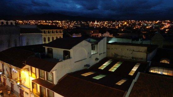 El Dorado Hotel: Vista desde la habitación
