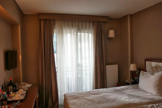 Hotel Polatdemir: Комната