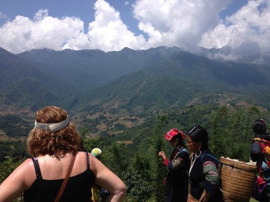 Sapa Homestay - Private Day Tours: Mountain ranges near Sapa