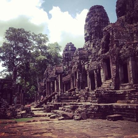 Angkor Thom : Angkor Wat