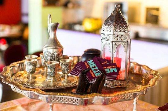 Mezze Arabische Tapasbar