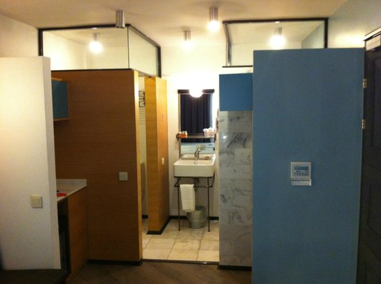 Faros Hotel: bagno