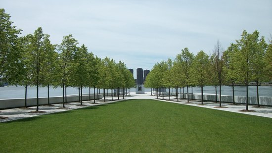 ‪Franklin D. Roosevelt Four Freedoms Park‬