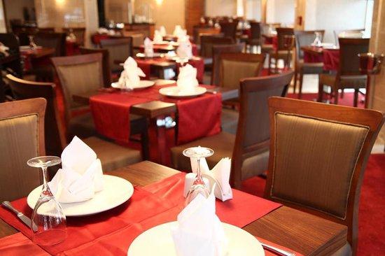Amethyst Hotel Istanbul: RESTAURANT