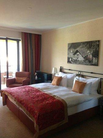 Boutique-Hotel Remorino: ottimo letto