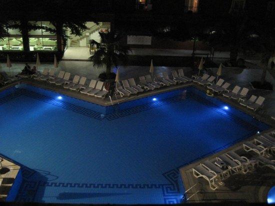 Asdem Park Hotel : Бассейн