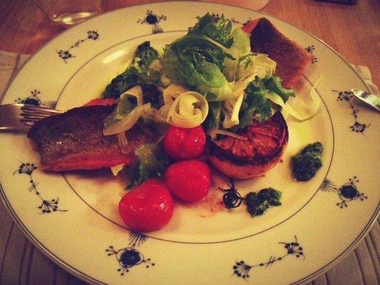 Colonialen Restaurant : FISH