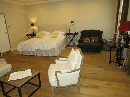 Lesar Hotel Angel: Tolle Master-Suite