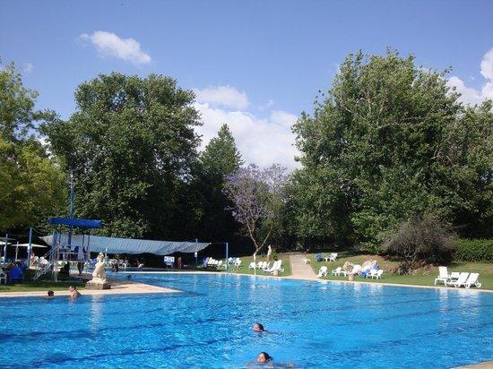 Hagoshrim Hotel & Nature : Swimming pool