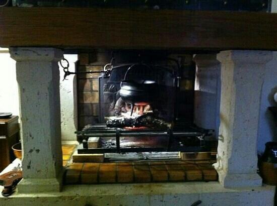 A casa d'amore : soupe corse au feu de bois