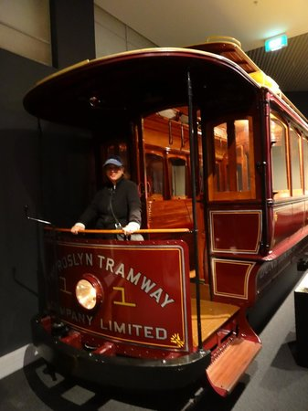 Toitu Otago Settlers Museum: History of transportation