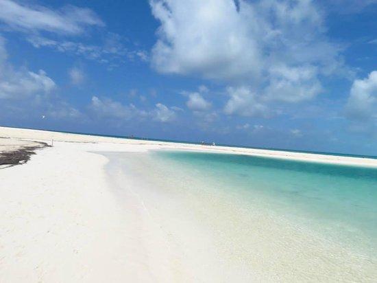 Playa Paraiso: kilometricas playas