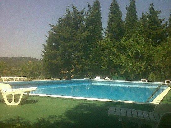 Dionysus Camping Village: La piscina