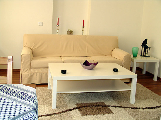TaximHome Apartments in Istanbul: Dream Of Hareem Suit_LivingRoom