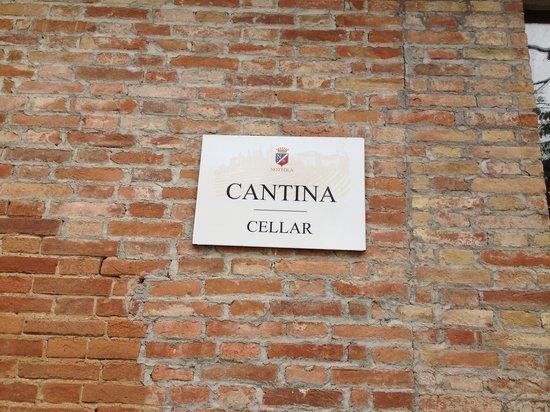 Villa Nottola: Take the tour