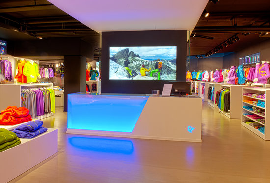 Norrona Flagship Store Stockholm