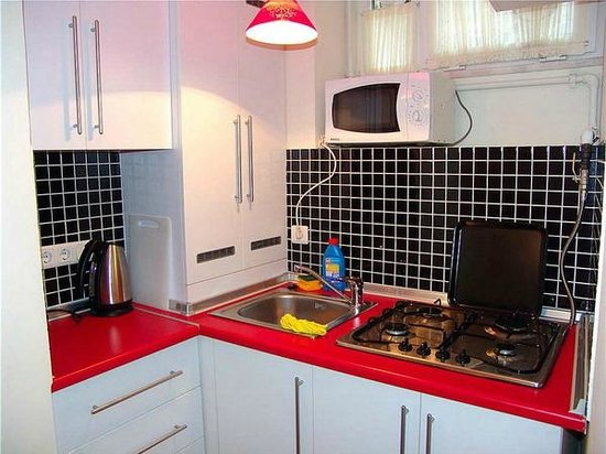 TaximHome Apartments in Istanbul: Tulip Suit_Kitchen